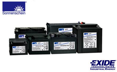 德国阳光蓄电池A412系列
