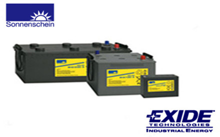 德国阳光蓄电池Solar系列
